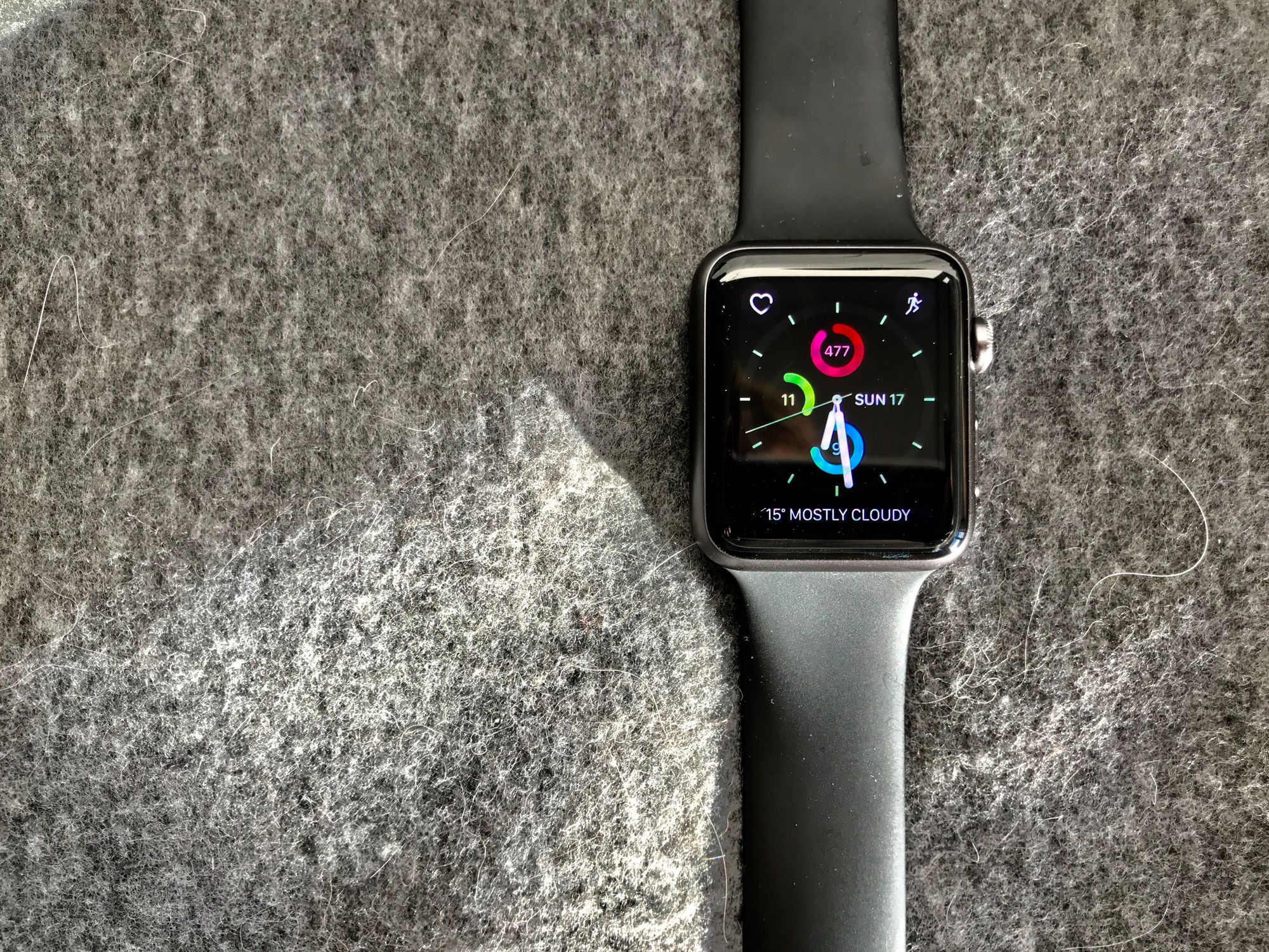 2 года Apple Watch